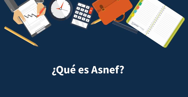 ¿Qué es Asnef, el mayor fichero de morosos de España?
